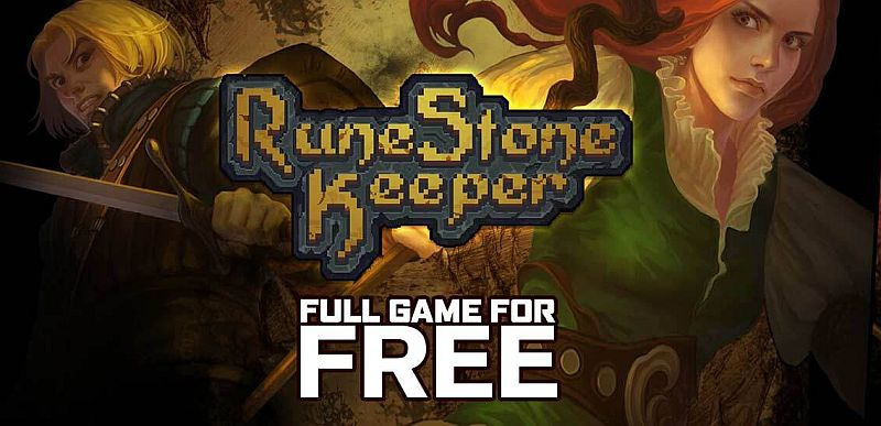 Get Runestone Keeper for FREE at IndieGala
