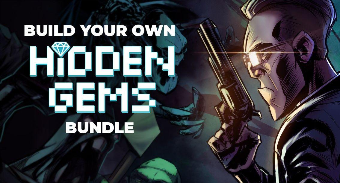 Fanatical Build your own Hidden Gems Bundle