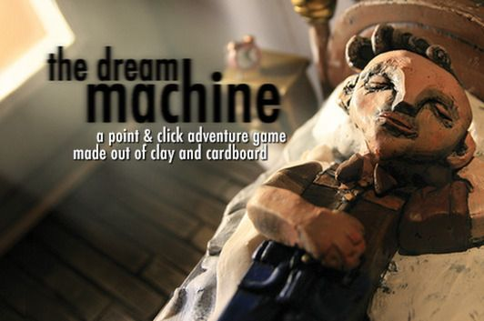 The Dream Machine: Chapter 1 & 2 is FREE on Steam