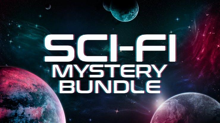 Fanatical Sci-Fi Mystery Bundle