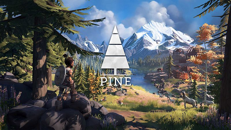 Pine is FREE on Epic Games Store