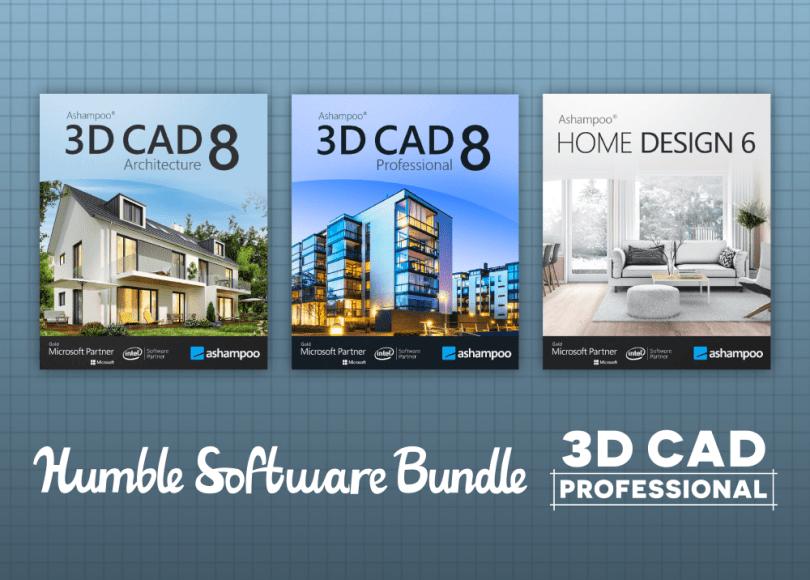 Humble 3D CAD Professional Software Bundle