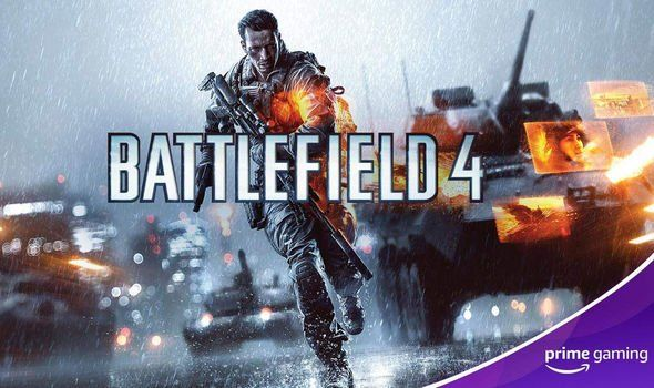 Get Battlefield 4 and more free games with Amazon Prime Gaming for June 2021