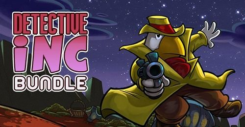 IndieGala Detective Inc Bundle