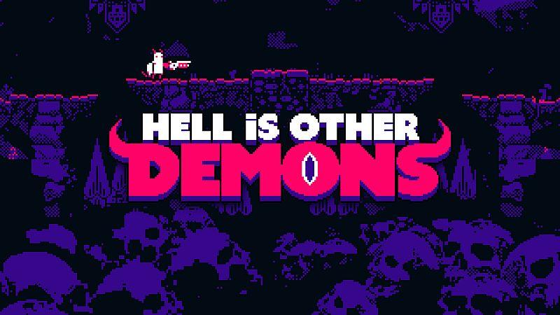 Jeu gratuit sur Epic Games Store: Hell Is Other Demons