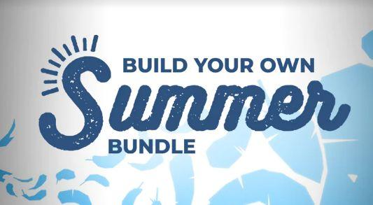 Fanatical Build Your Own Summer Bundle