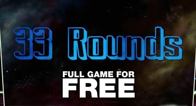FREE GAME: 33 Rounds is free on IndieGala