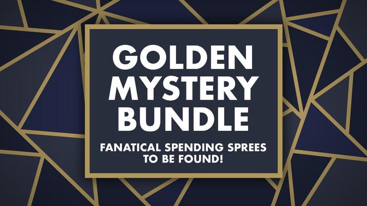Fanatical Golden Mystery Bundle