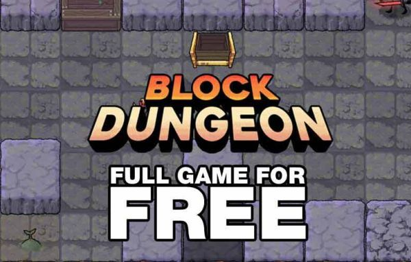 FREE GAME: Block Dungeon is free on IndieGala