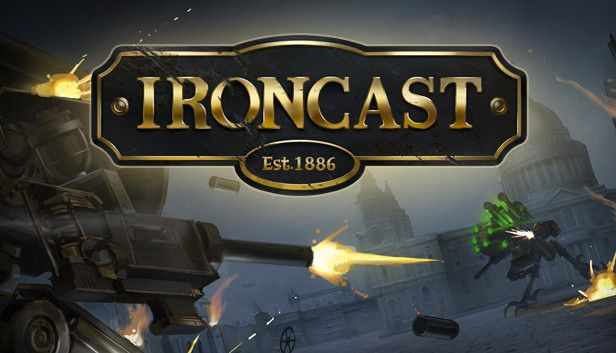 Free Game on Epic Games Store: Ironcast