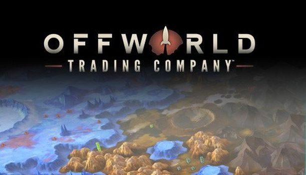 Free Game on Epic Games Store: Offworld Trading Company