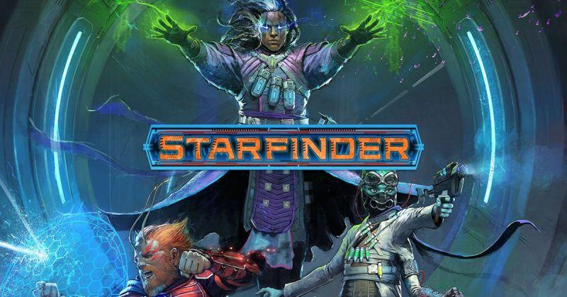 Humble RPG Book Bundle: Starfinder