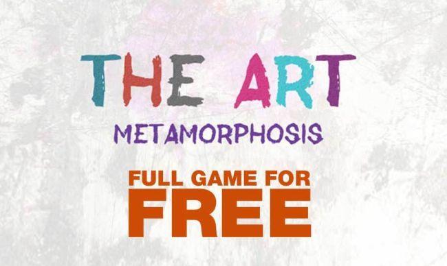 FREE GAME: THE ART - Metamorphosis