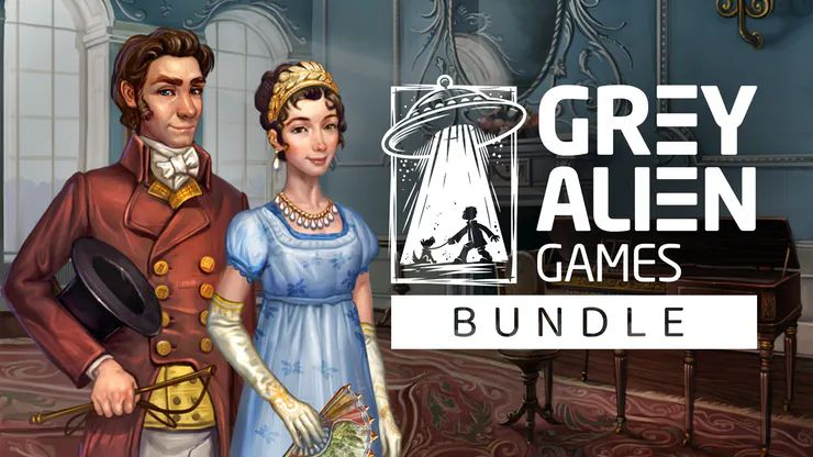 Fanatical Grey Alien Games Bundle