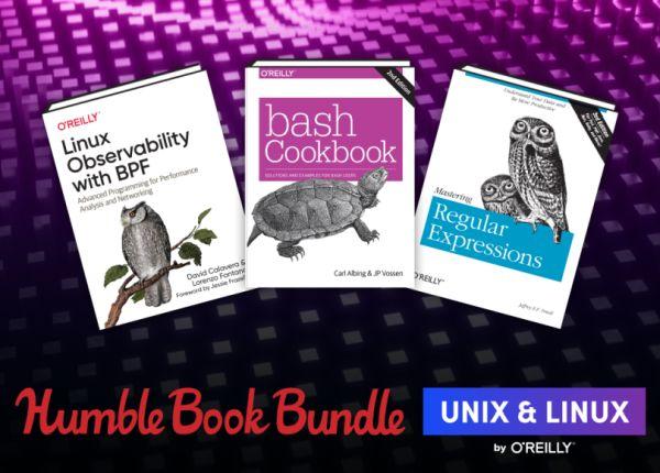 Humble Book Bundle: Unix and Linux