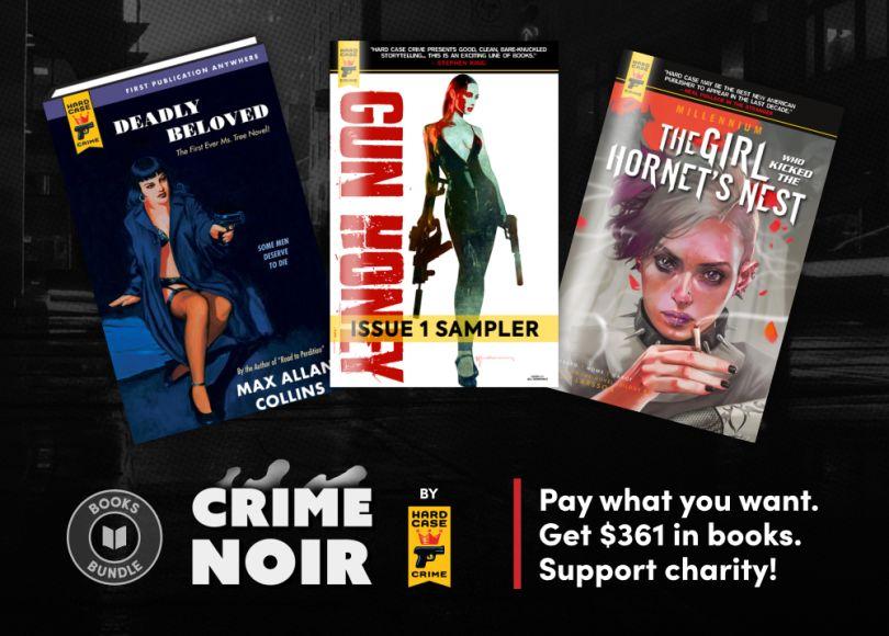Humble Book and Comic Bundle: Crime Noir