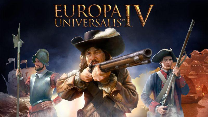 Free Game on Epic Games Store: Europa Universalis IV