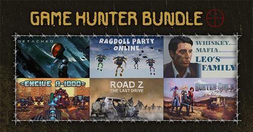 IndieGala Game Hunter Bundle