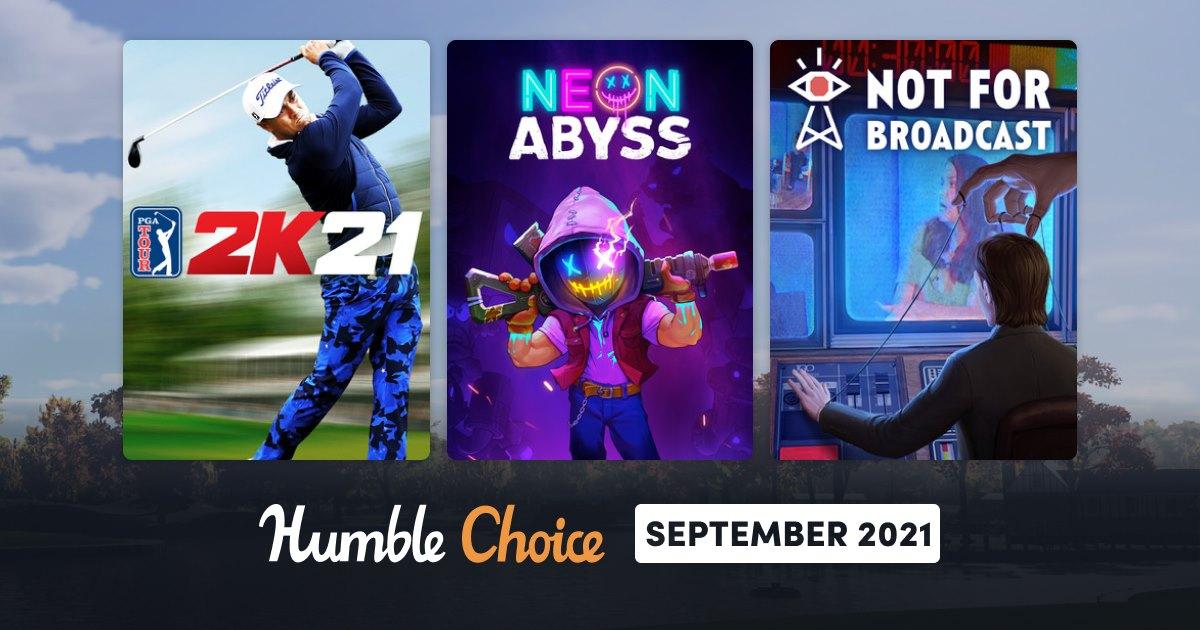 Humble Choice September 2021