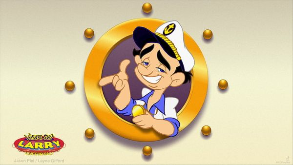 FREE GAME: Leisure Suit Larry 7 - Love for Sail
