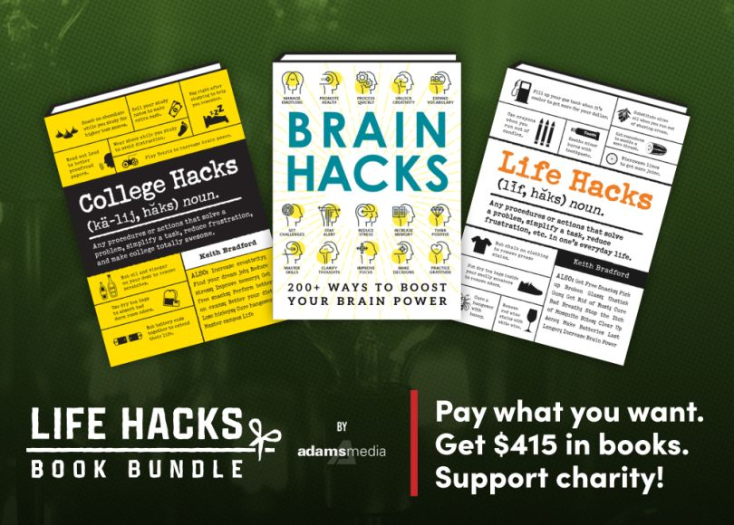 Humble Book Bundle: Life Hacks