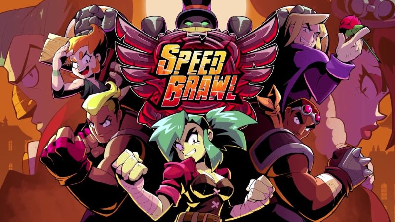 Speed Brawl is FREE at Epic Games Store