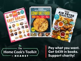 Humble Book Bundle: The Home Cook's Toolkit