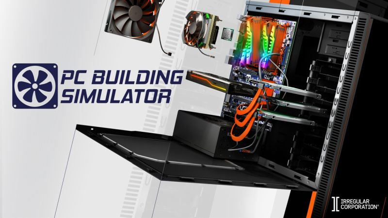 Free Game on Epic Games Store: PC Building Simulator