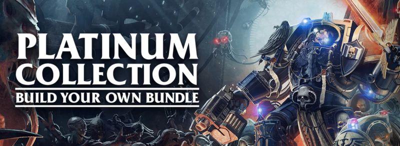 Fanatical Platinum Collection – Build Your Own Bundle October 2021