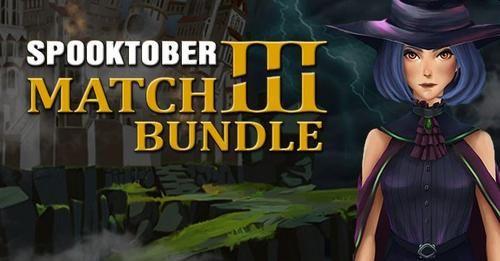 IndieGala Spooktober Match III Bundle