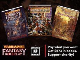 Humble RPG Book Bundle: Warhammer Fantasy Roleplay